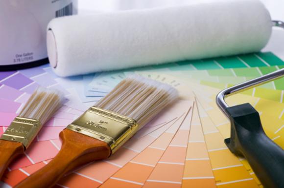 pintar su pared como un profesional