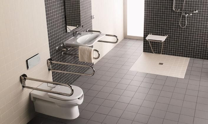 Adaptar baño para personas discapacitadas | Reformas Madrid