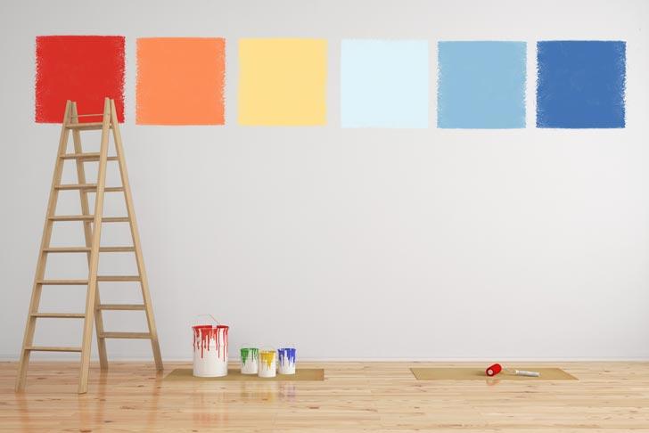 Renueve su hogar con un toque de pintura