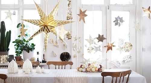 Ideas fáciles para decorar su casa esta Navidad