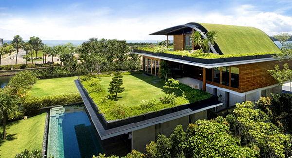 Como tener una casa mas ecologica