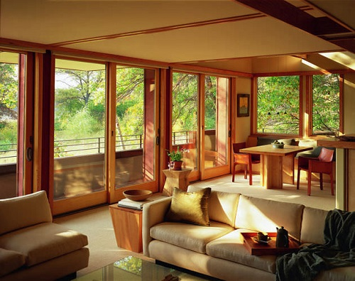 Beneficios de las puertas y ventanas de madera