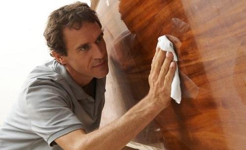 mantenimiento de la carpintería de madera