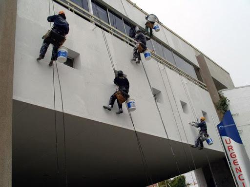 Tipos de trabajos verticales durante una reforma