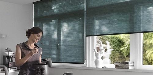 cambiar cortinas por estores