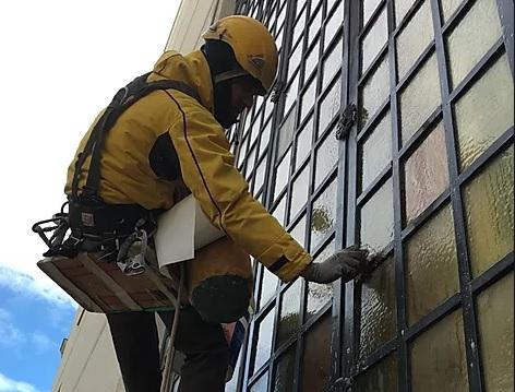 instalacion de ventanales