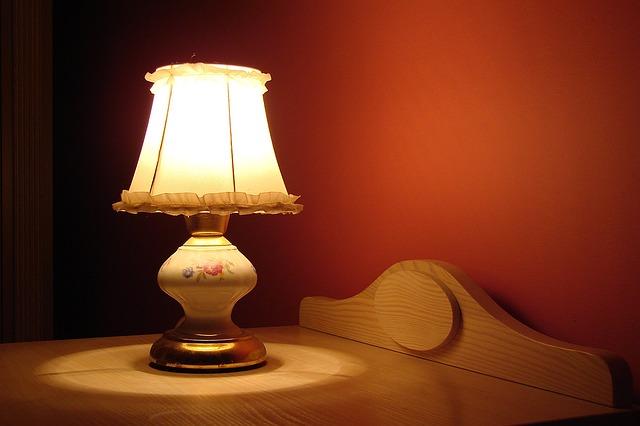 lámparas de noche